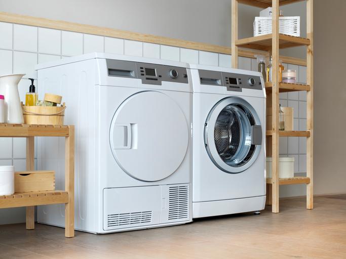 Renovera tvättstugan noga från grunden